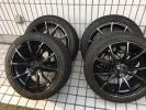 サイズ間違いの為再出品 weds sa-10r direzza z2 タイヤホイールセット gvb gvf grb grf インプレッサ ランエボ
