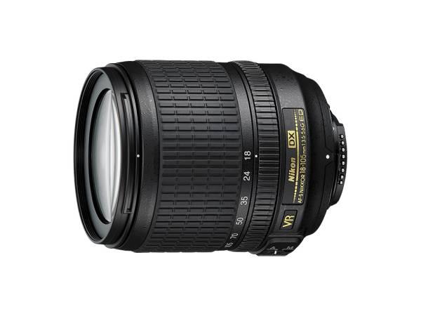 ■新品■NIKON AF-S DX 18-105mm f/3.5-5.6G ED VR