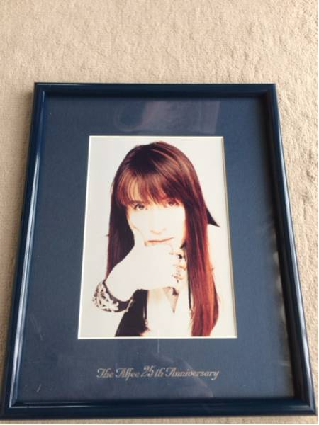 THE ALFEE 25周年記念 写真パネル ④ 高見沢さん