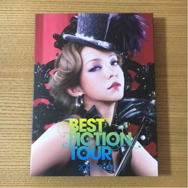 【DVD】 安室奈美恵 NAMIE AMURO BEST FICTION TOUR