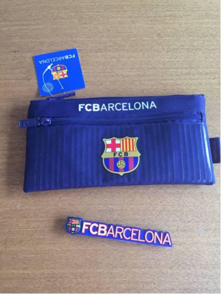 FCバルセロナ ポーチ マグネット グッズの画像