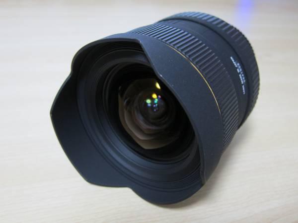 ◆シグマ 12-24mm F4.5-5.6 EX DG ASPHERICAL HSM キヤノン用 美品◆