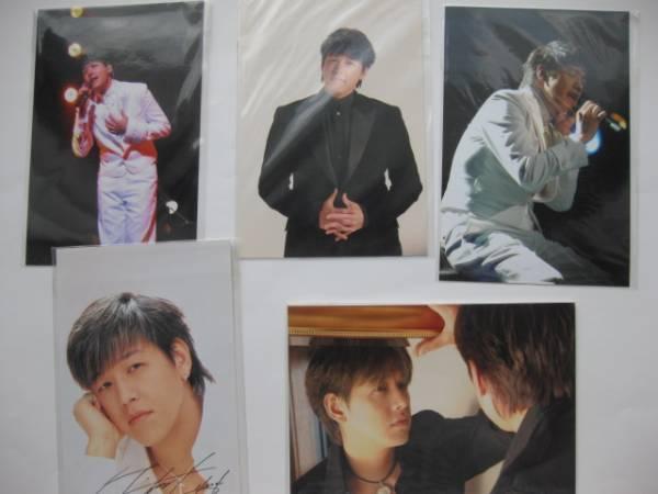 ★リュ・シウォン 生写真5枚 非売品 KPR