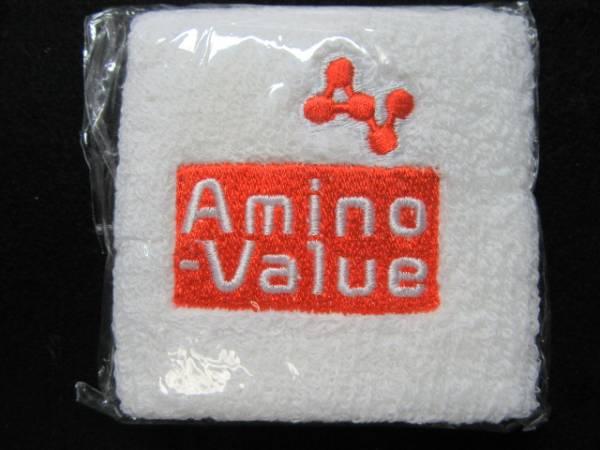$ 非売品 Amino-Value リストバンド アミノバリュー $