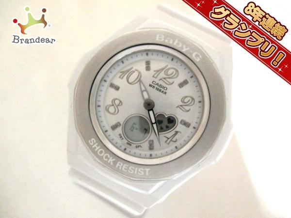 CASIO(カシオ) 腕時計 Baby-G BGA-100 レディース ラバーベルト