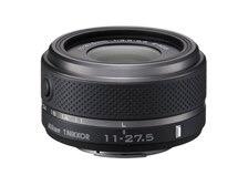 展示品 ニコン 1 NIKKOR 11-27.5mm f/3.5-5.6 [ブラック] 交換レンズ