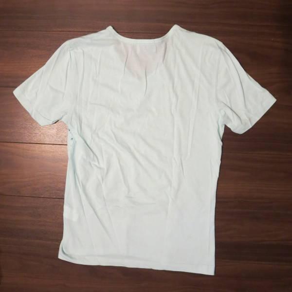 ★ニコル★NICOLE CLUB FOR MEN★ニコルクラブフォーメンTシャツ色が涼しげsize483
