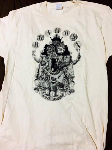 【レア 新古未着品】BRAHMAN / THEORIAツアー TシャツーMサイズ ブラフマン THA BLUE HERB SLANG AIR JAM POWER STOCK 横山健
