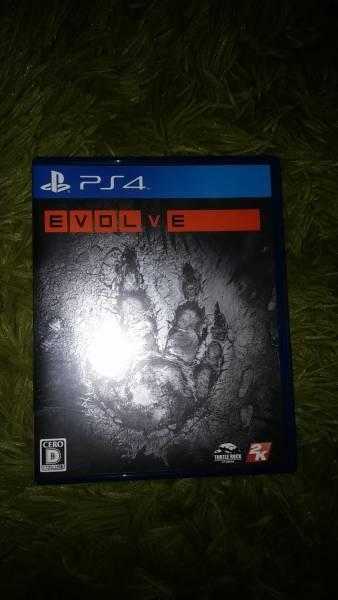 PS4 EVOLVE エボルブ