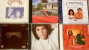 CARPENTERS CD 6タイトル セット カーペンターズ