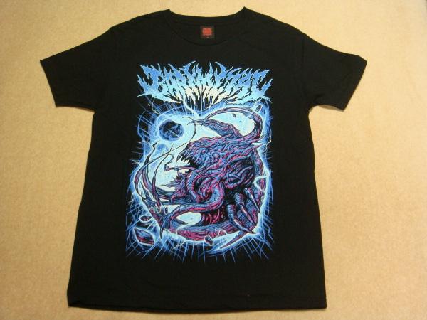 美品 BABYMETAL LV限定 METAL ALIEN Tシャツ Sサイズ ライブ・ビューイング限定 ロンドン メタルエイリアン ベビメタ ライブグッズの画像