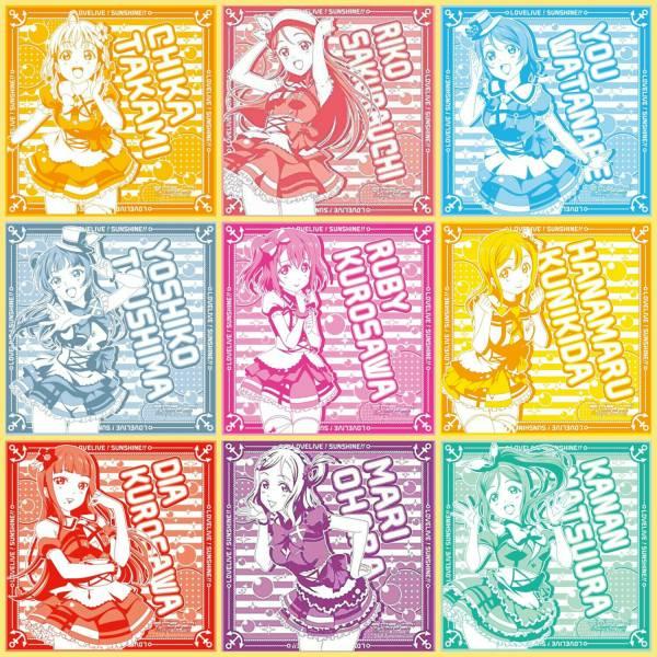 ラブライブサンシャイン 応援バンダナ 全種類10枚セット グッズの画像