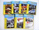 新品DVD☆ワイルド・スピード 7本セット☆1,2,3,MAX,MEGA MAX,EURO/ユーロ・ミッション,SKY MISSION/スカイ・ミッション☆7作品