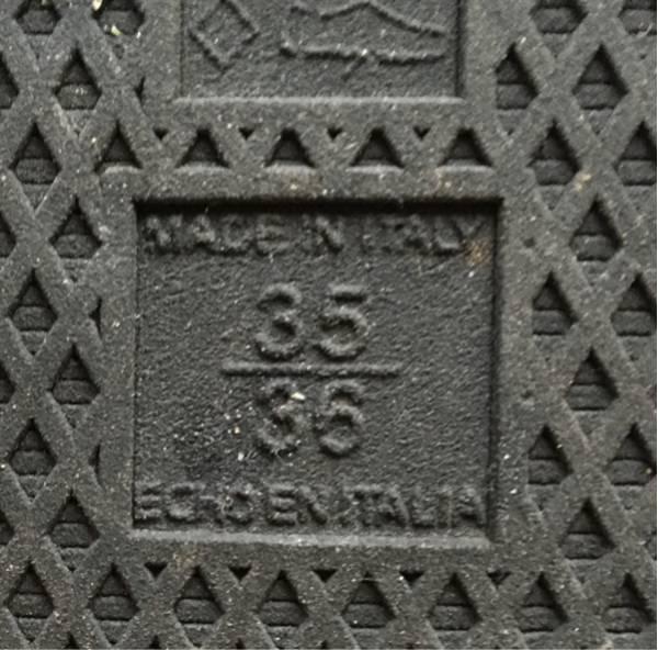 HENRY&HENRY ヘンリーヘンリー グリッターサンダル 35 36 22.5 23 ブラック イタリア製 かわいい 靴 チャオパニック_画像3