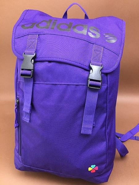 ●アディダス リュック 鞄 ももいろクローバーZ 高城れに F22