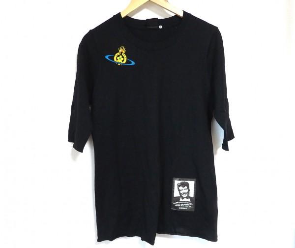 【送料無料】氣志團Tシャツ/7分袖Mサイズ黒