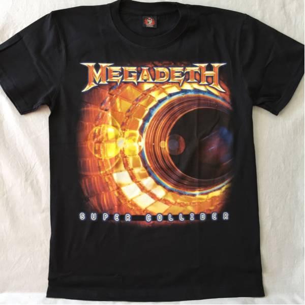 バンドTシャツ メガデス(MEGADETH) 新品 M