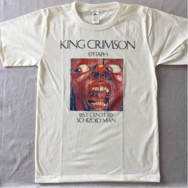 バンドTシャツ キング クリムゾン(KING CRIMSON)新品 M