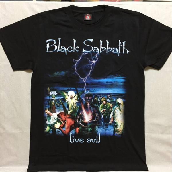 バンドTシャツ ブラック サバス(BLACK SABBATH) 新品M