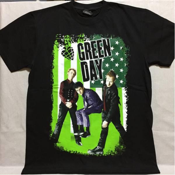 バンドTシャツ グリーンデイ(GREEN DAY) 新品L
