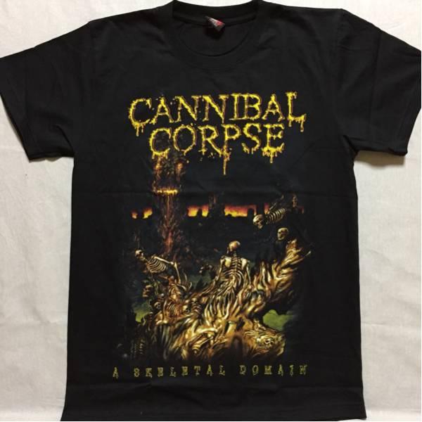 バンドTシャツ カンニバル コープス(CANNIBAL CORPSE) 新品L