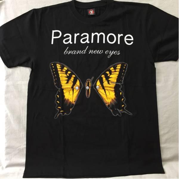 バンドTシャツ パラモア(Paramore) 新品L