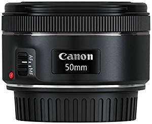 新品・未使用品★キヤノン Canon 単焦点レンズ EF50mm F1.8 STM フルサイズ対応 EF5018STM