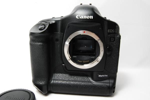 美品★超レア CANON キャノン EOS 1D Mark II N ボディ★1532
