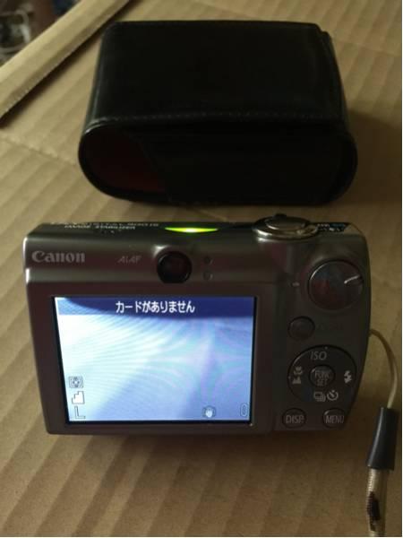 Canon IXY DIGITAL 900IS PC1209