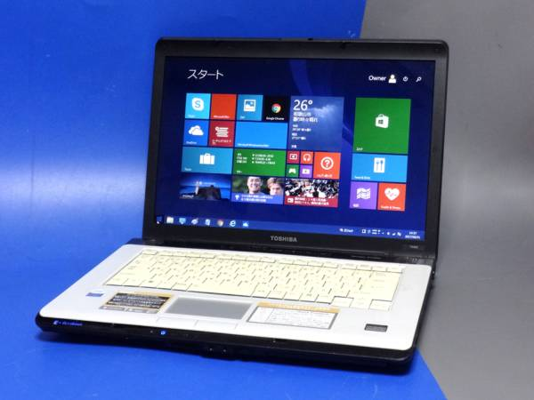 Windows8.1 Pro/Core2/発色良好