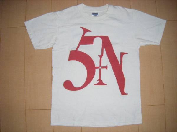 ナインインチネイルズ アクセル着 Tシャツ Sサイズ ガンズアンドローゼズ guns ライブグッズの画像