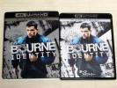 ◆◇ ボーン・アイデンティティー 4K ULTRA HD + Blu-rayセット ◇◆