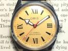 ☆OH済み☆オリス ヴィンテージ ORIS シルバー×ライトゴールド 機械式 手巻 メンズ 腕時計
