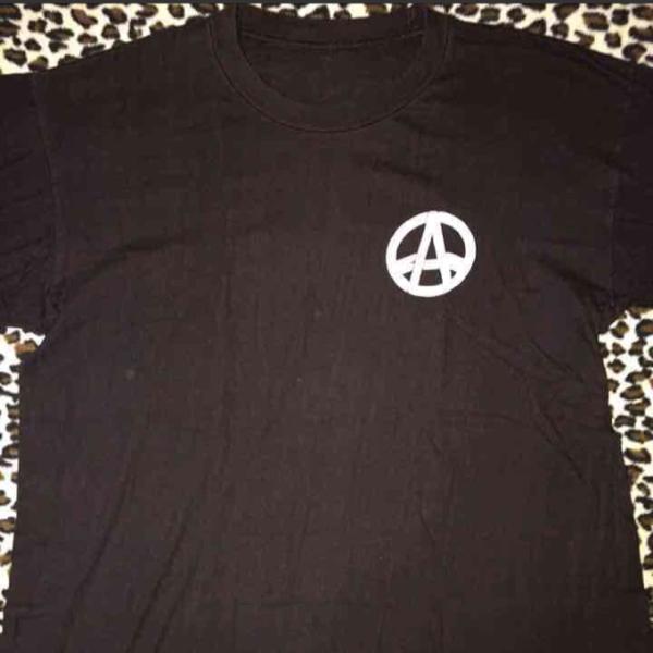GAUZE/ガーゼ 初期刷り Tシャツ ジャパコア hardcore ハードコア punk パンク 消毒GIG_画像1