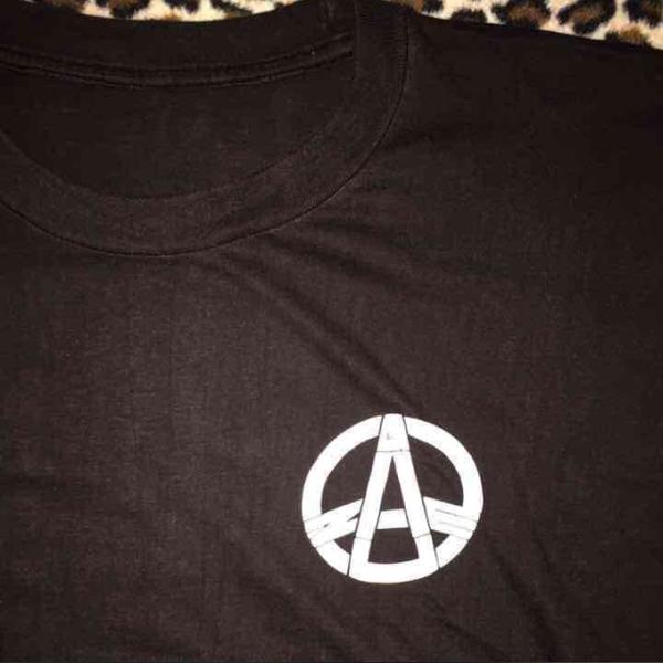 GAUZE/ガーゼ 初期刷り Tシャツ ジャパコア hardcore ハードコア punk パンク 消毒GIG_画像3