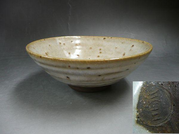 ◆送料込み即決393◆時代物 在銘 抹茶茶碗 お茶道具 お茶碗日本の陶磁伝統工芸品和食器和物陶芸焼物和食器和物◆_画像1