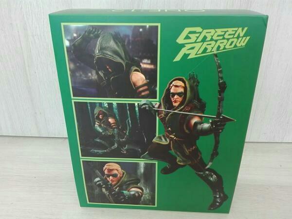 メズコトイズ DCコミック ONE:12 COLLECTIVE グリーンアロー グッズの画像