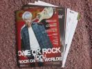 ギター・マガジン2015年3月号※裁断済/Toru(ONE OK ROCK),ジミー・ペイジ,メタリカ,the band apart,白井眞輝[Alexandros],沙田瑞紀 他