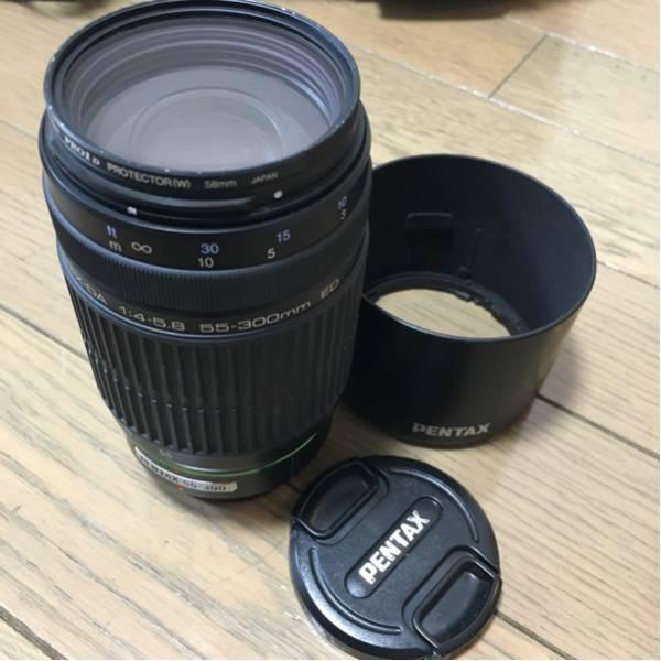 PENTAX DA 55-300mm F4.5-6.3 ED
