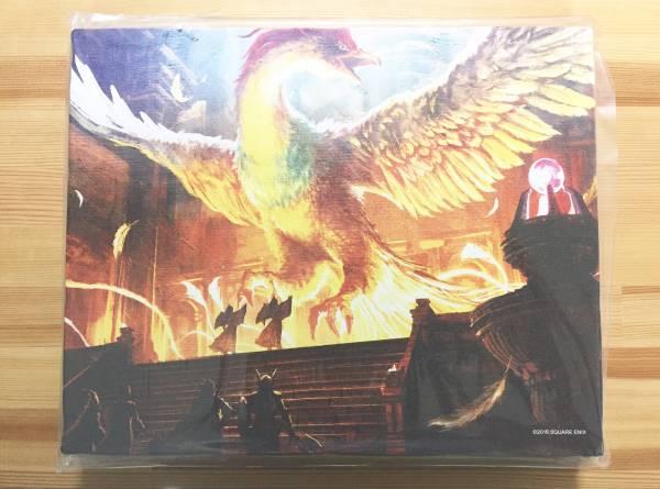 ドラゴンクエスト ミュージアム キャンバスアート 「 不死鳥 」 即決 送料無料 グッズの画像