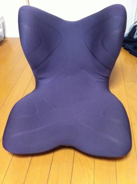 スタイルプレミアム Style Premium 姿勢サポートチェアー 座椅子 ボディメイクシート 腰痛予防 骨盤ケア 座イス 中古_画像1