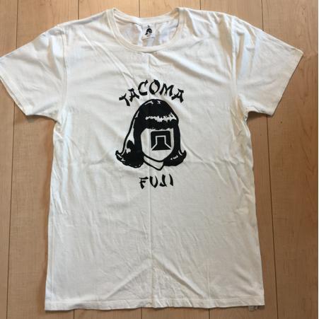 【中古美品】tacomafuji records Tシャツ バリカンズ タコマフジ