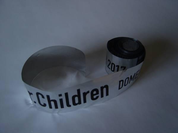 送無 ★Mr.Children Thanksgiving25 銀テープ 2本  6/10ナゴヤドーム ライブグッズの画像