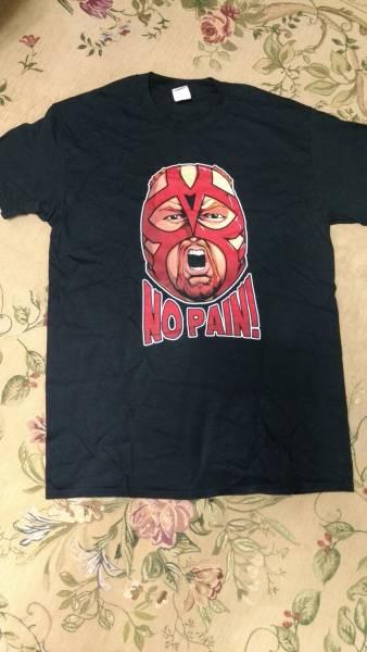 海外限定 日本未発売 新品 Tシャツ M ビッグバン ベイダー バンバンビガロ 新日本プロレス スタンハンセン WWE WCW WWF スコットノートン L グッズの画像