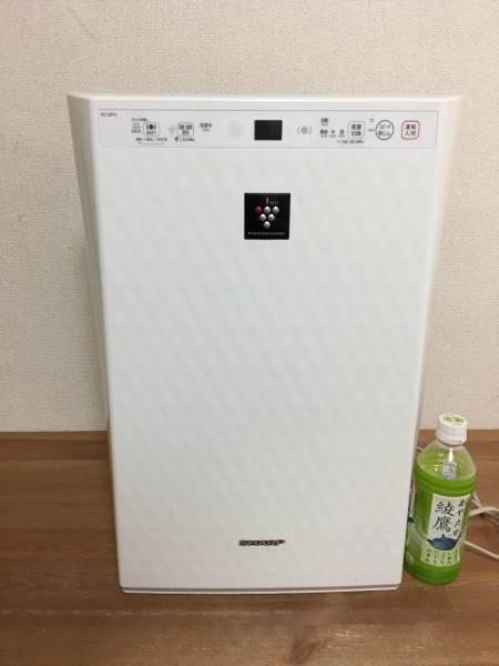 【Sメ30】★SHARP加湿空気清浄機/KC-30T4-W★2014年製/ホワイト★