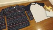 ★☆モンベル 半袖Tシャツ クリマプラスフリース 140サイ