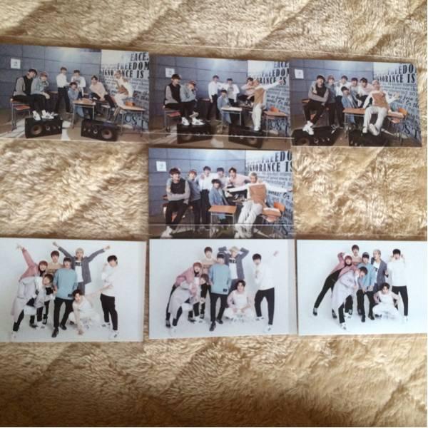 防弾少年団 BTS BEGINS ミニフォト トレカ 7枚 コンプ 全員 ver★ジョングク V ジミン シュガ/ユンギ J-HOPE/ホソク ラップモンスター ジン