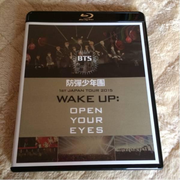 防弾少年団 BTS★DVD_1st JAPAN TOUR 2015 WAKE UP★J-HOPE ホソク V ジミン シュガ ユンギ ジョングク ジン ラップモンスター フォト ライブグッズの画像