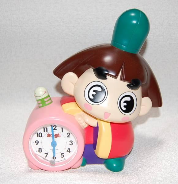 おじゃる丸 おしゃべり目覚まし時計 USED難あり(秒針落下)(特別な傷みや汚れ無し)  グッズの画像