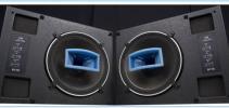 UREI 811C スタジオ・15インチコアキシャルモニターシステム ペア
